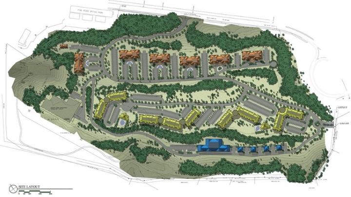 Oak Ridge Map