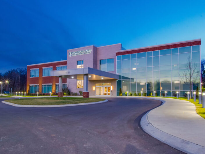 Provision Centers for Proton Therapy