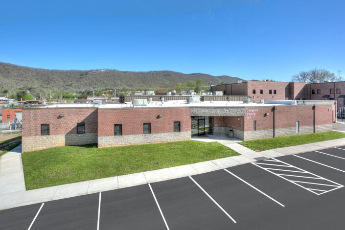 Campbell County Justice Center
