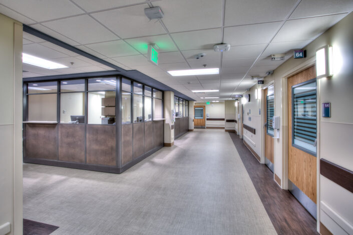 University of Tennessee Medical Center Emergency Department Addition