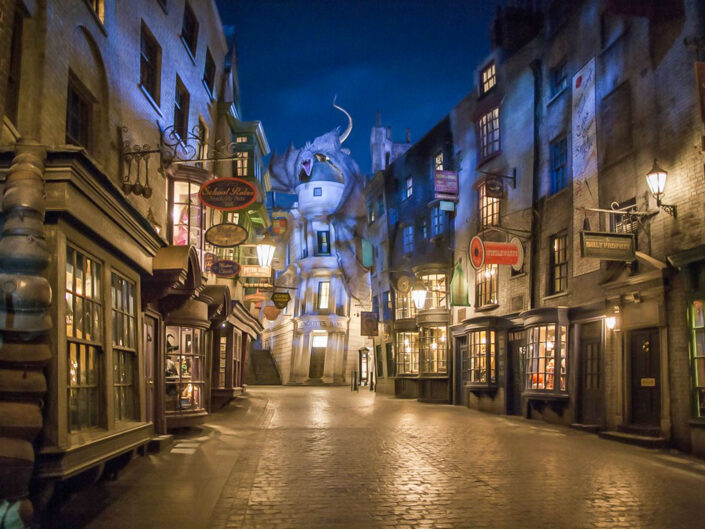 Universal Studios Harry Potter Diagon Alley