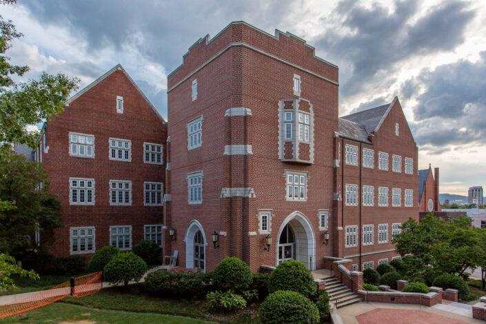 Fletcher Hall / Success Center Renovation Expansion